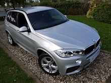 BMW X5 Xdrive25d M Sport 7 Seater (Rear CAMERA+3rd Row Seating+PRIVACY+POWER Mirrors) - Thumb 5