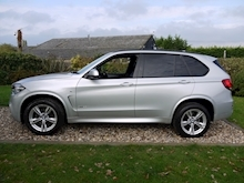 BMW X5 Xdrive25d M Sport 7 Seater (Rear CAMERA+3rd Row Seating+PRIVACY+POWER Mirrors) - Thumb 18