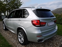 BMW X5 Xdrive25d M Sport 7 Seater (Rear CAMERA+3rd Row Seating+PRIVACY+POWER Mirrors) - Thumb 44