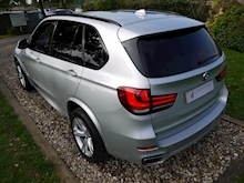 BMW X5 Xdrive25d M Sport 7 Seater (Rear CAMERA+3rd Row Seating+PRIVACY+POWER Mirrors) - Thumb 38