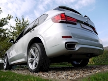 BMW X5 Xdrive25d M Sport 7 Seater (Rear CAMERA+3rd Row Seating+PRIVACY+POWER Mirrors) - Thumb 11