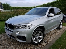 BMW X5 Xdrive25d M Sport 7 Seater (Rear CAMERA+3rd Row Seating+PRIVACY+POWER Mirrors) - Thumb 13