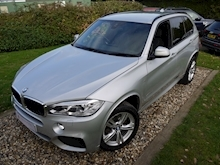 BMW X5 Xdrive25d M Sport 7 Seater (Rear CAMERA+3rd Row Seating+PRIVACY+POWER Mirrors) - Thumb 15