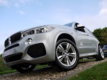 BMW X5 Xdrive25d M Sport 7 Seater (Rear CAMERA+3rd Row Seating+PRIVACY+POWER Mirrors) - Thumb 33