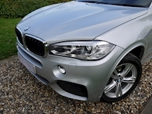 BMW X5 Xdrive25d M Sport 7 Seater (Rear CAMERA+3rd Row Seating+PRIVACY+POWER Mirrors) - Thumb 36