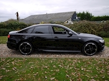 Audi A6 2.0 TDi Ultra S Line Black Edition (TECH Pack+HEATED Seats+KEYLESS+30 Tax+50MPG+ULEZ Friendly) - Thumb 2