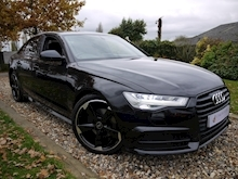 Audi A6 2.0 TDi Ultra S Line Black Edition (TECH Pack+HEATED Seats+KEYLESS+30 Tax+50MPG+ULEZ Friendly) - Thumb 0