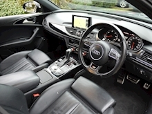 Audi A6 2.0 TDi Ultra S Line Black Edition (TECH Pack+HEATED Seats+KEYLESS+30 Tax+50MPG+ULEZ Friendly) - Thumb 1