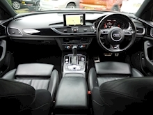 Audi A6 2.0 TDi Ultra S Line Black Edition (TECH Pack+HEATED Seats+KEYLESS+30 Tax+50MPG+ULEZ Friendly) - Thumb 10