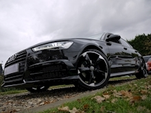 Audi A6 2.0 TDi Ultra S Line Black Edition (TECH Pack+HEATED Seats+KEYLESS+30 Tax+50MPG+ULEZ Friendly) - Thumb 25