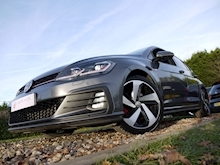 Volkswagen Golf GTI 2.0 TSi (6 Speed Manual+Adaptive Cruise+HDD Sat Nav+DAB+6 Speed Man+230BHP+5dr) - Thumb 4