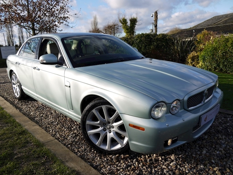 Jaguar Xj 3.0 V6 Sovereign (SAT NAV+IVORY Ruched Leather+MEMORY Pack+HEATED Seats All Round+MODERN CLASSIC)