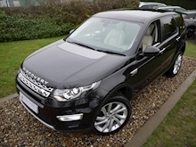 Land Rover Discovery Sport TD4 HSE Luxury (IVORY Leather+1 Lady Owner+Full Land Rover History+Meridan Audio+Pan Roofs) - Thumb 25