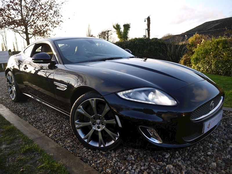 Jaguar Xk 5.0 V8 Artisan Special Edition (Limited Edition+PERFORMANCE Seats+20