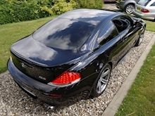 BMW 6 Series M6 5.0 V10 SMG II (BMW Exclusive Paint+Full Merino Leather Package+11 Stamps+5,000GBP Just Spent) - Thumb 46