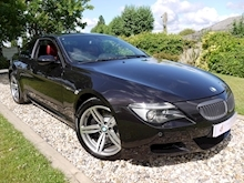 BMW 6 Series M6 5.0 V10 SMG II (BMW Exclusive Paint+Full Merino Leather Package+11 Stamps+5,000GBP Just Spent) - Thumb 0