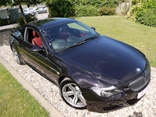 BMW 6 Series M6 5.0 V10 SMG II (BMW Exclusive Paint+Full Merino Leather Package+11 Stamps+5,000GBP Just Spent) - Thumb 12