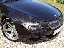BMW 6 Series M6 5.0 V10 SMG II (BMW Exclusive Paint+Full Merino Leather Package+11 Stamps+5,000GBP Just Spent) - Thumb 32