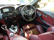 BMW 6 Series M6 5.0 V10 SMG II (BMW Exclusive Paint+Full Merino Leather Package+11 Stamps+5,000GBP Just Spent) - Thumb 13
