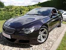 BMW 6 Series M6 5.0 V10 SMG II (BMW Exclusive Paint+Full Merino Leather Package+11 Stamps+5,000GBP Just Spent) - Thumb 34