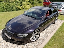 BMW 6 Series M6 5.0 V10 SMG II (BMW Exclusive Paint+Full Merino Leather Package+11 Stamps+5,000GBP Just Spent) - Thumb 36