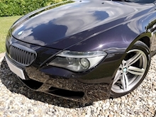 BMW 6 Series M6 5.0 V10 SMG II (BMW Exclusive Paint+Full Merino Leather Package+11 Stamps+5,000GBP Just Spent) - Thumb 41