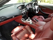 BMW 6 Series M6 5.0 V10 SMG II (BMW Exclusive Paint+Full Merino Leather Package+11 Stamps+5,000GBP Just Spent) - Thumb 20