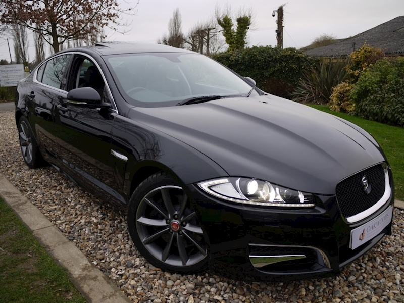 Jaguar Xf V6 S Premuim Luxury Spec 2012 Mdl Facelift (SUNROOF+HEATED, MEMORY Seats+REAR CAMERA+6 JAG Services)