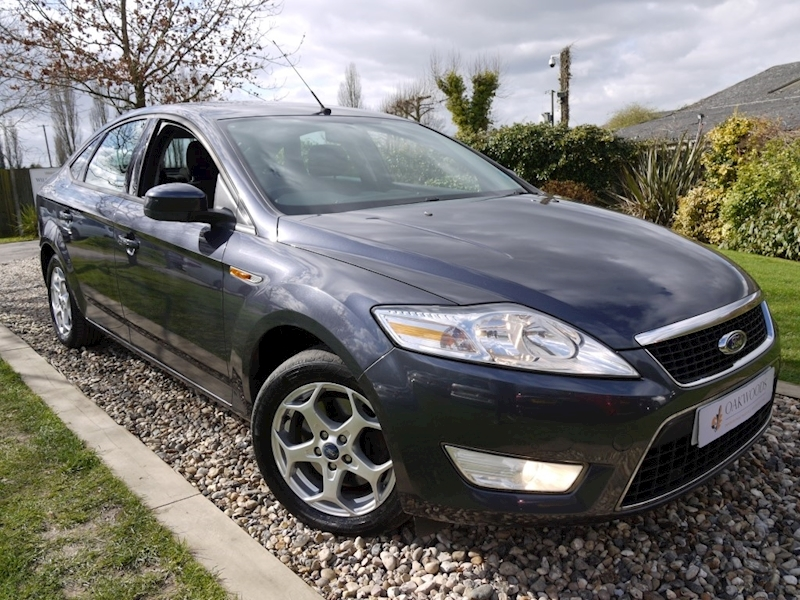 Ford Mondeo Zetec 1.8 TDCi (Just 2 Owners+Recent Front Brakes+Cruise+Air Con+Alloys+Low Miles)