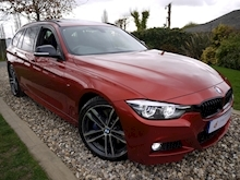 BMW 3 Series 340i M Sport Shadow Edition Touring (PANO ROOF+MEDIA Pk Pro+ - Thumb 0