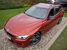BMW 3 Series 340i M Sport Shadow Edition Touring (PANO ROOF+MEDIA Pk Pro+ - Thumb 15
