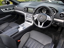Mercedes-Benz SL Class AMG Sport (Panoramic Glass Roof+Air Scarf+AMG Sport Pack+Harmon Kardon+Full Mercedes History) - Thumb 1