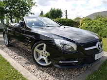 Mercedes-Benz SL Class AMG Sport (Panoramic Glass Roof+Air Scarf+AMG Sport Pack+Harmon Kardon+Full Mercedes History) - Thumb 0