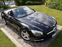 Mercedes-Benz SL Class AMG Sport (Panoramic Glass Roof+Air Scarf+AMG Sport Pack+Harmon Kardon+Full Mercedes History) - Thumb 27