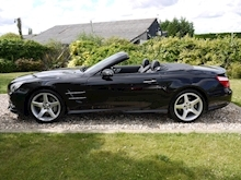 Mercedes-Benz SL Class AMG Sport (Panoramic Glass Roof+Air Scarf+AMG Sport Pack+Harmon Kardon+Full Mercedes History) - Thumb 12