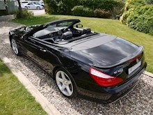 Mercedes-Benz SL Class AMG Sport (Panoramic Glass Roof+Air Scarf+AMG Sport Pack+Harmon Kardon+Full Mercedes History) - Thumb 45