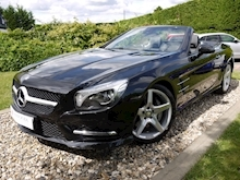 Mercedes-Benz SL Class AMG Sport (Panoramic Glass Roof+Air Scarf+AMG Sport Pack+Harmon Kardon+Full Mercedes History) - Thumb 4