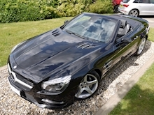 Mercedes-Benz SL Class AMG Sport (Panoramic Glass Roof+Air Scarf+AMG Sport Pack+Harmon Kardon+Full Mercedes History) - Thumb 44