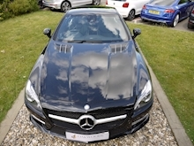 Mercedes-Benz SL Class AMG Sport (Panoramic Glass Roof+Air Scarf+AMG Sport Pack+Harmon Kardon+Full Mercedes History) - Thumb 42