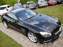 Mercedes-Benz SL Class AMG Sport (Panoramic Glass Roof+Air Scarf+AMG Sport Pack+Harmon Kardon+Full Mercedes History) - Thumb 39