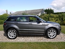 Land Rover Range Rover Evoque 2.0 TD4 HSE Dynamic (PANORAMIC Roof+LUNAR Cirrus Light Grey Oxford Leather+Full Land Rover History) - Thumb 2