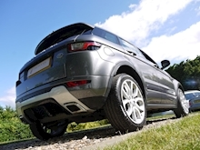 Land Rover Range Rover Evoque 2.0 TD4 HSE Dynamic (PANORAMIC Roof+LUNAR Cirrus Light Grey Oxford Leather+Full Land Rover History) - Thumb 14