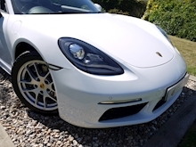 Porsche 718 Boxster 2.0T Convertible 2dr Petrol PDK (s/s) (300 ps) (1 Local Private Owner+PCM+Power Mirrors+PDC) - Thumb 18