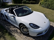Porsche 718 Boxster 2.0T Convertible 2dr Petrol PDK (s/s) (300 ps) (1 Local Private Owner+PCM+Power Mirrors+PDC) - Thumb 21