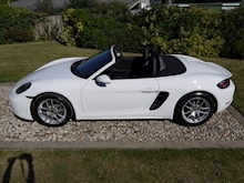 Porsche 718 Boxster 2.0T Convertible 2dr Petrol PDK (s/s) (300 ps) (1 Local Private Owner+PCM+Power Mirrors+PDC) - Thumb 20