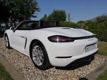 Porsche 718 Boxster 2.0T Convertible 2dr Petrol PDK (s/s) (300 ps) (1 Local Private Owner+PCM+Power Mirrors+PDC) - Thumb 37