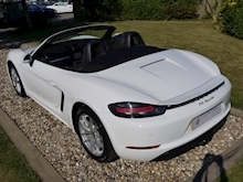 Porsche 718 Boxster 2.0T Convertible 2dr Petrol PDK (s/s) (300 ps) (1 Local Private Owner+PCM+Power Mirrors+PDC) - Thumb 33