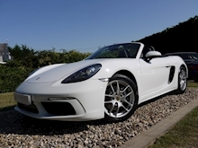 Porsche 718 Boxster 2.0T Convertible 2dr Petrol PDK (s/s) (300 ps) (1 Local Private Owner+PCM+Power Mirrors+PDC) - Thumb 4