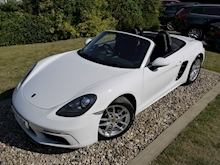 Porsche 718 Boxster 2.0T Convertible 2dr Petrol PDK (s/s) (300 ps) (1 Local Private Owner+PCM+Power Mirrors+PDC) - Thumb 24