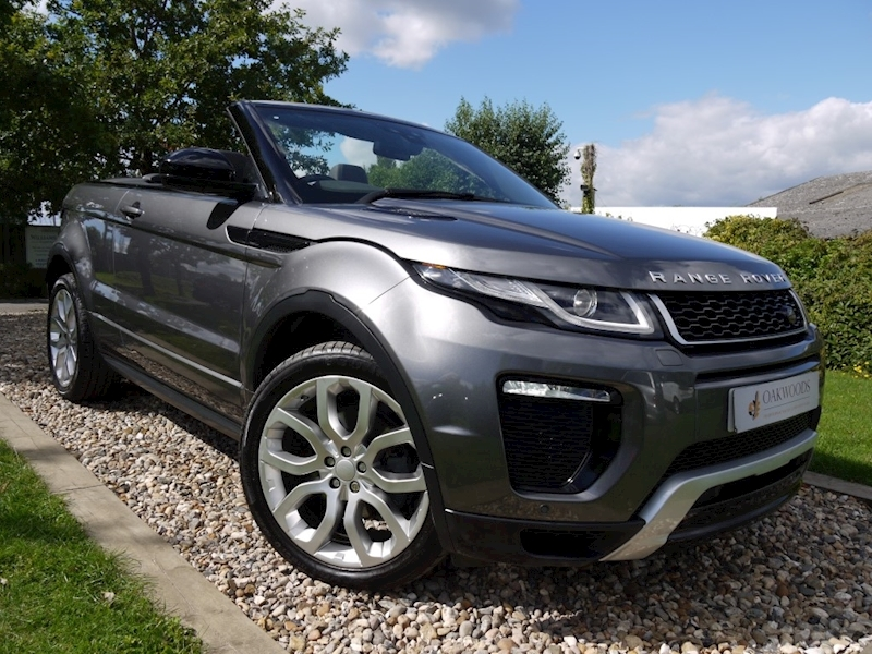 Land Rover Range Rover Evoque HSE Dynamic (ULEZ Free+MERIDAN Sound+Later Style Big Screen Sat Nav+Rear CAMERA Pack)